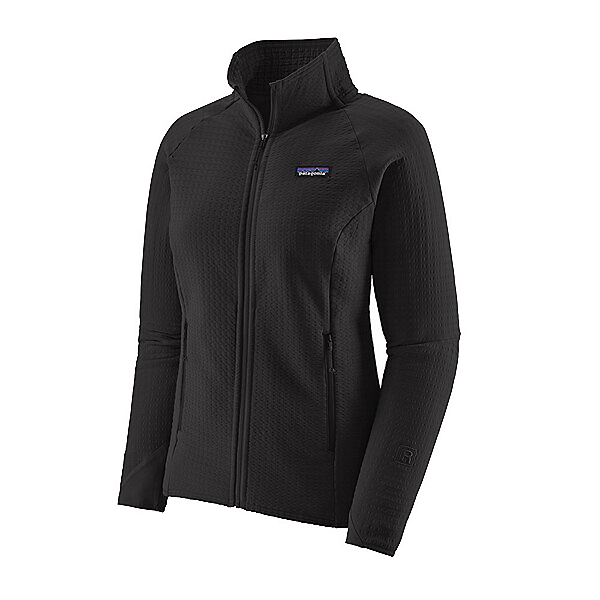 Patagonia R2 Womens Mid Layer, Black, 600
