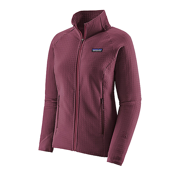 Patagonia R2 Womens Mid Layer, Light Balsamic, 600