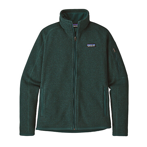 Patagonia Better Sweater Womens Jacket, , 600