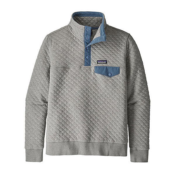 Patagonia Organic Cotton Quilt Snap-T Womens Mid Layer, , 600