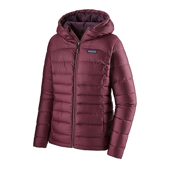 Patagonia Hi-Loft Down Hoodie Womens Jacket, Light Balsamic, 600