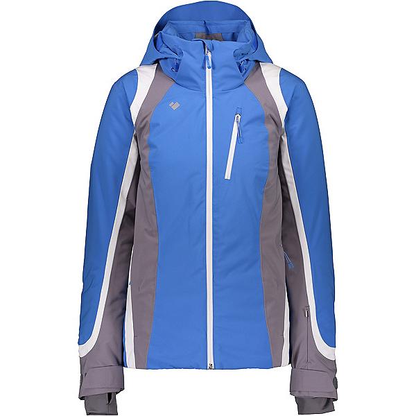 Obermeyer Jette Womens Insulated Ski Jacket, Azure, 600