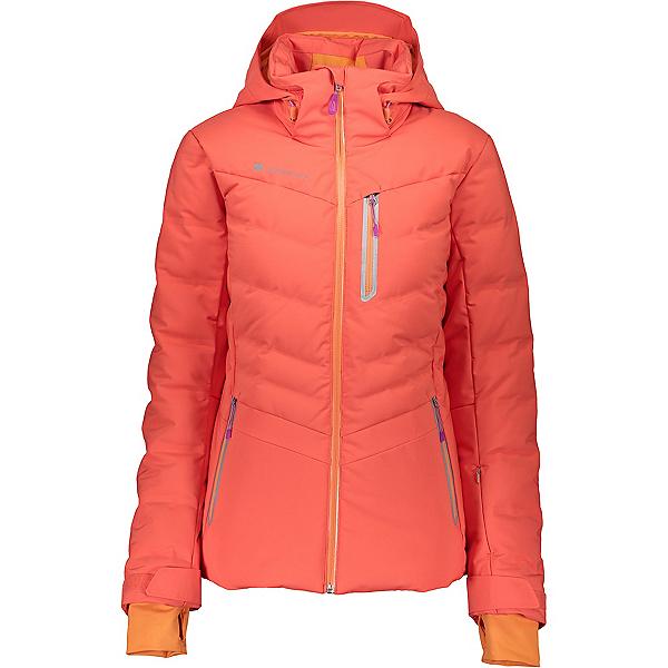 Obermeyer Cosima Down Womens Insulated Ski Jacket, Spritz, 600