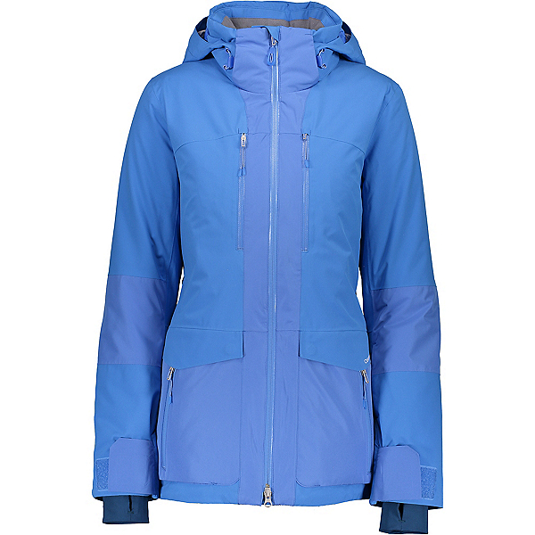Obermeyer Clara Womens Insulated Ski Jacket, Azure, 600