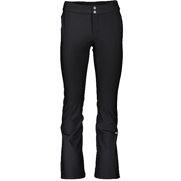 Obermeyer Bond Short Womens Ski Pants, Black, 600