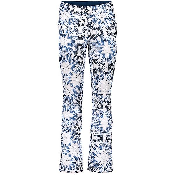 Obermeyer Printed Bond Long Womens Ski Pants, Southwest Passport, 600
