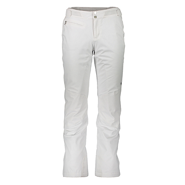 Obermeyer Warrior Womens Ski Pants, White, 600