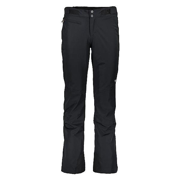 Obermeyer Warrior Long Womens Ski Pants 2020, Black, 600