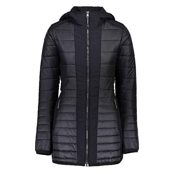 Obermeyer Miriam Hybrid Parka Womens Jacket 2020, Black, 600