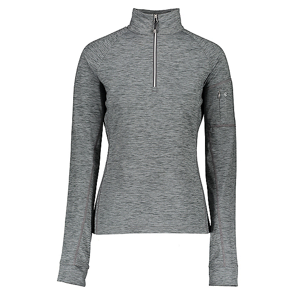 Obermeyer Discover 1/4 Zip Womens Mid Layer, Knightly, 600
