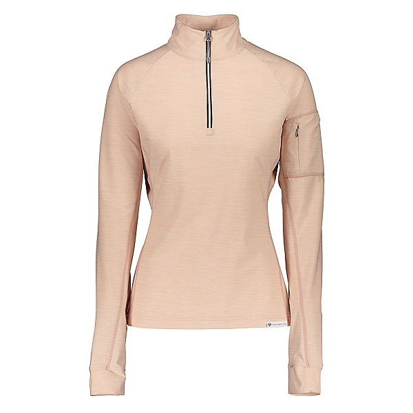 Obermeyer Discover 1/4 Zip Womens Mid Layer 2020, , 600