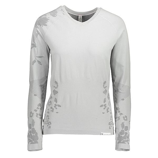 Obermeyer Glaze Womens Long Underwear Top 2020, Fog, 600