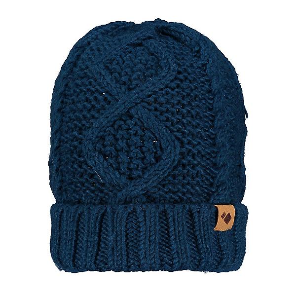 Obermeyer Phoenix Cable Knit Womens Hat 2020, Passport, 600