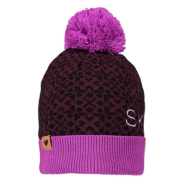 Obermeyer Wichita Knit Pom Womens Hat 2020, Voilet Vibe, 600