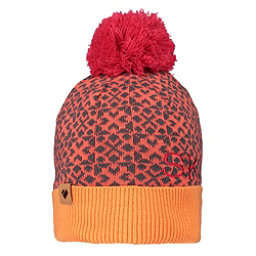 Pixie Hat in Pumpkin and Rust Knit Hat Orange Hat Orange Pixie Hat Womens Accessories Winter Hat Knit Hat Orange Womens Hat