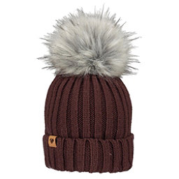 Obermeyer Denver Faux Fur Pom Womens Hat, Wine Not, 256