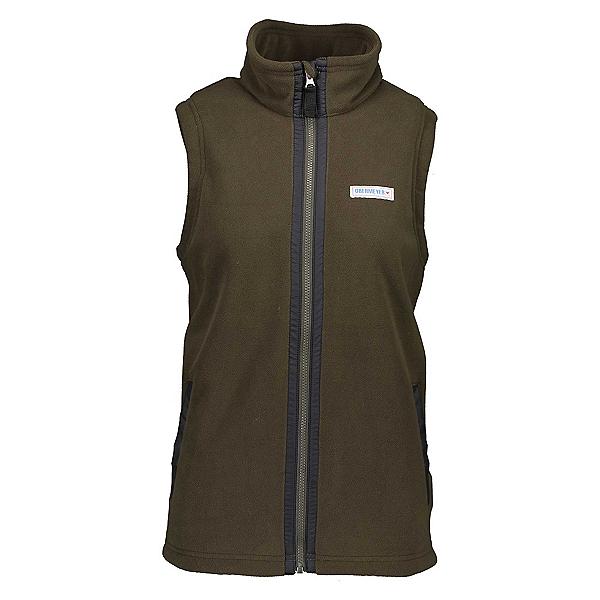 Obermeyer Jana Fleece Womens Vest, Off Duty, 600