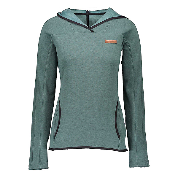 Obermeyer Lila Fleece Pullover Womens Jacket, Sage, 600