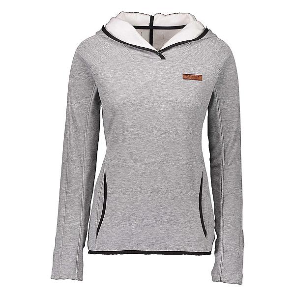 Obermeyer Lila Fleece Pullover Womens Jacket, Fog, 600
