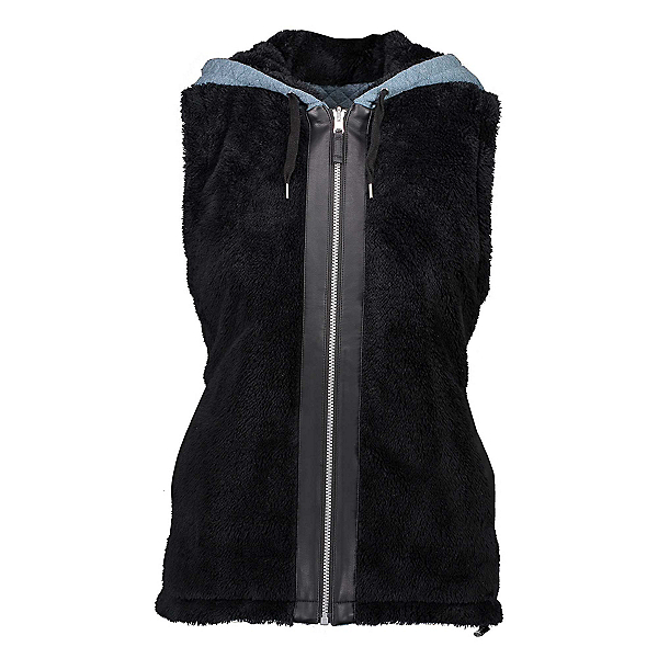 Obermeyer Greyson Reversible Womens Vest, Passport, 600