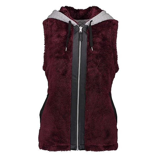 Obermeyer Greyson Reversible Womens Vest, Wine Not, 600