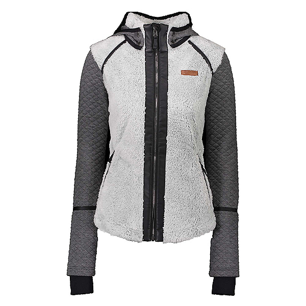 Obermeyer Stella Fleece Womens Jacket, Fog, 600