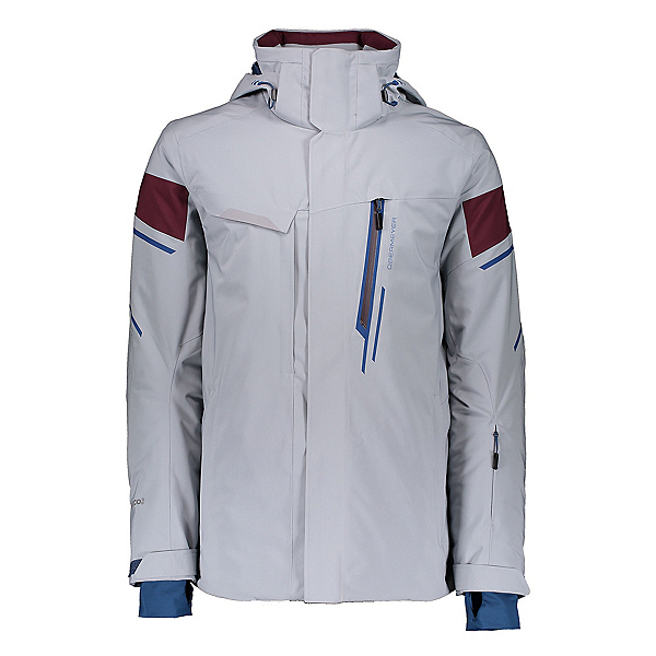 Obermeyer Kenai Mens Insulated Ski Jacket 2020, Anchor, 600