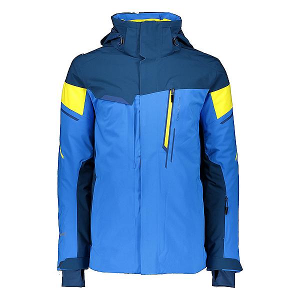 Obermeyer Kenai Mens Insulated Ski Jacket, Blue Vibes, 600
