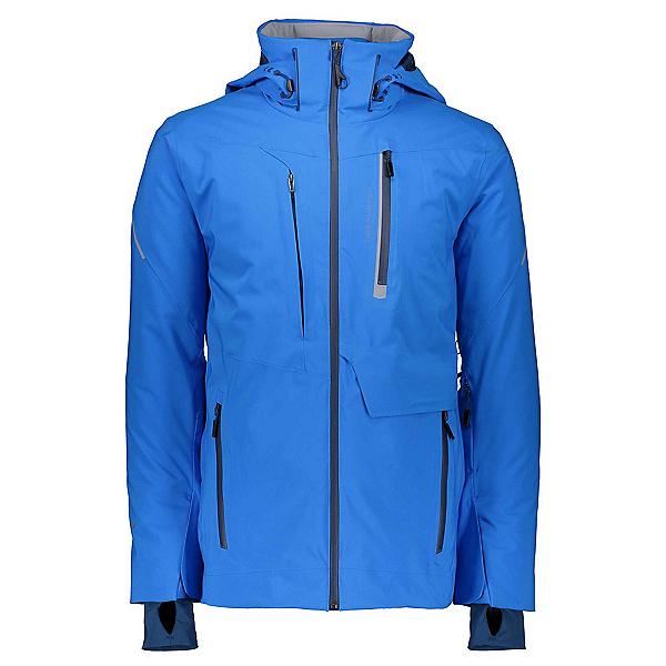 Obermeyer Kodiak Mens Insulated Ski Jacket 2020, Blue Vibes, 600