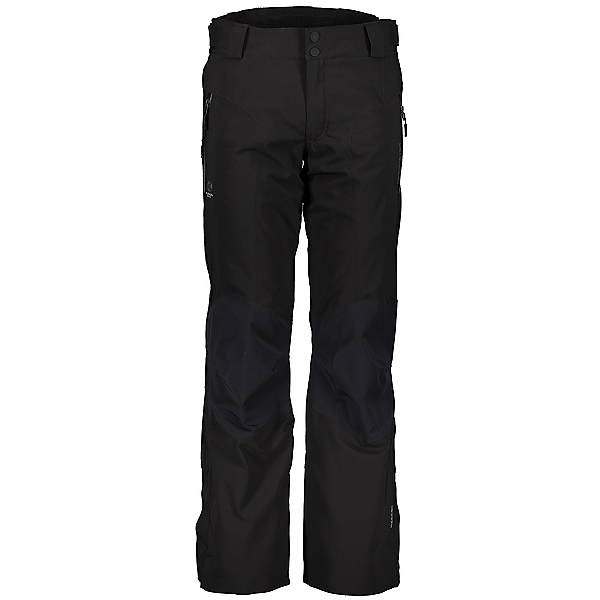 Obermeyer Process Short Mens Ski Pants 2021, Black, 600