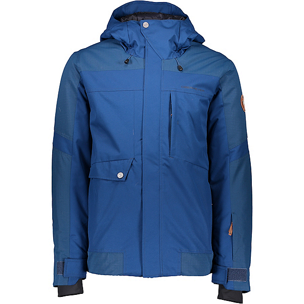 Obermeyer Blue Ribbon Mens Insulated Ski Jacket, Passport, 600