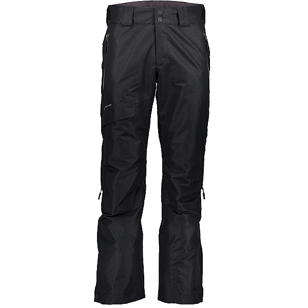 Obermeyer Chandler Mens Ski Pants, Black, 600