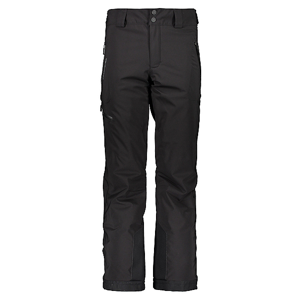 Obermeyer Force Mens Ski Pants, Black, 600