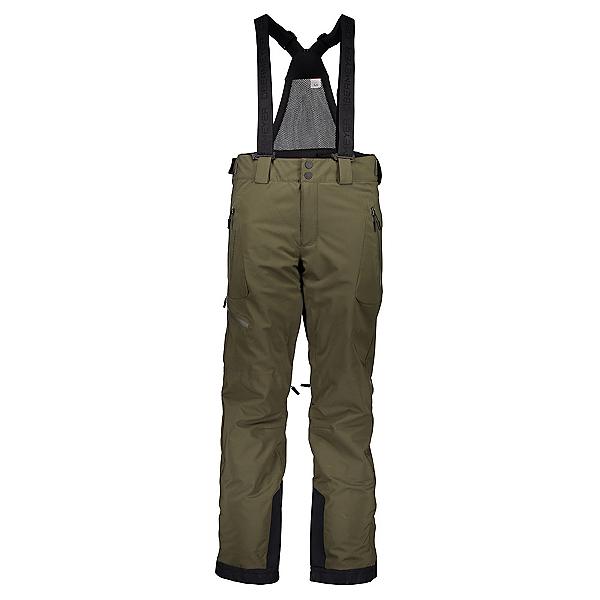 Obermeyer Force Suspender Mens Ski Pants, Off Duty, 600