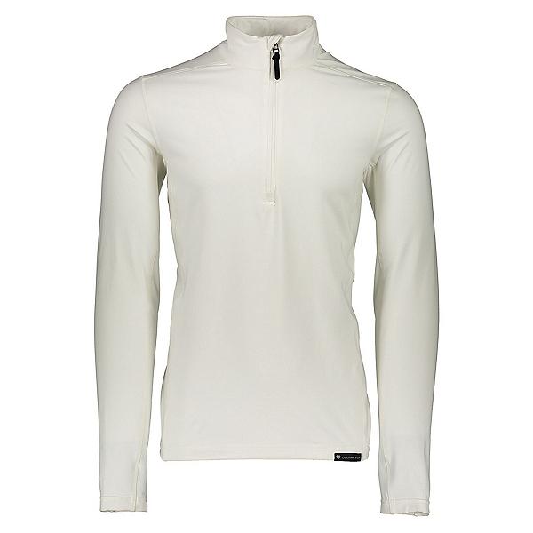 Obermeyer Lean 1/2 Zip Mens Long Underwear Top, Quartz, 600
