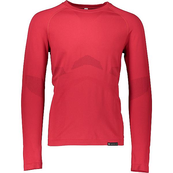 Obermeyer Dax Mens Long Underwear Top 2020, Brakelight, 600