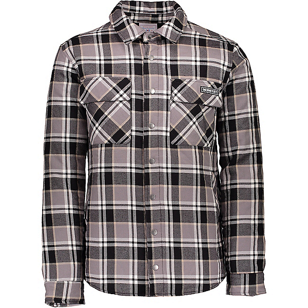 Obermeyer Avery Flannel, Berm Plaid, 600