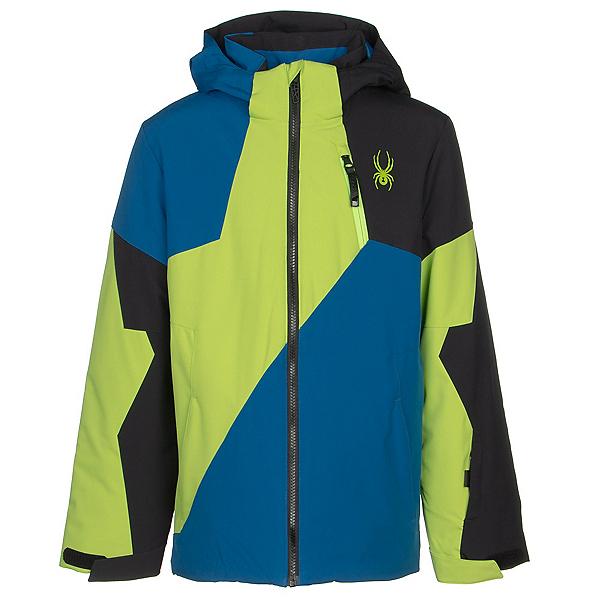 Spyder Ambush Boys Ski Jacket, Old Glory, 600