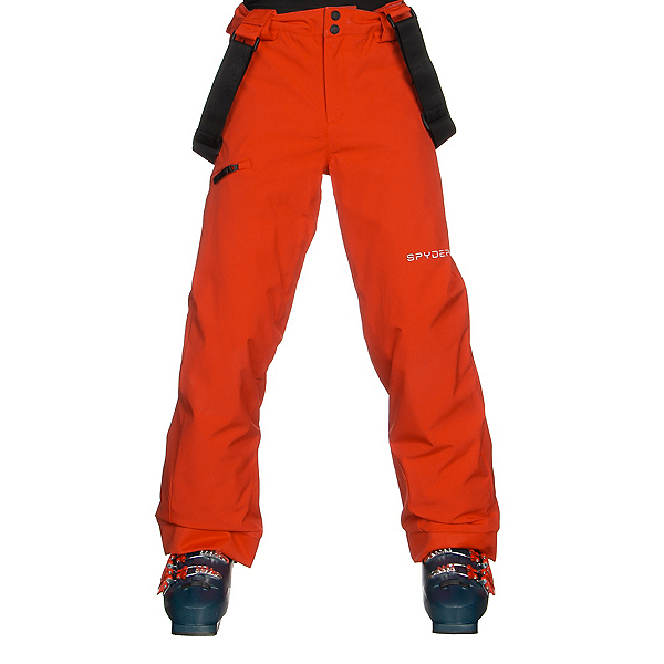 Spyder Propulsion Kids Ski Pants, Volcano, 600