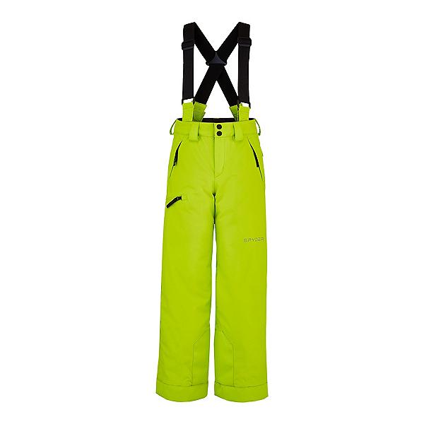 Spyder Propulsion Kids Ski Pants, Sharp Lime, 600