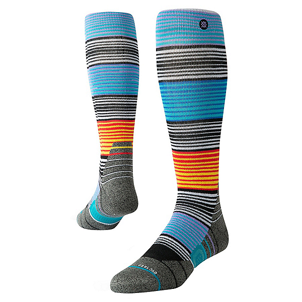 Stance Wolfcrossing Snowboard Socks, , 600