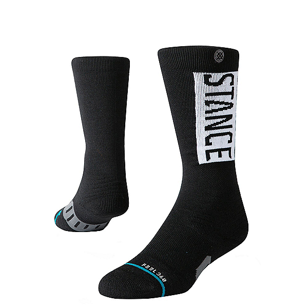 Stance Snow OG Kids Snowboard Socks, , 600
