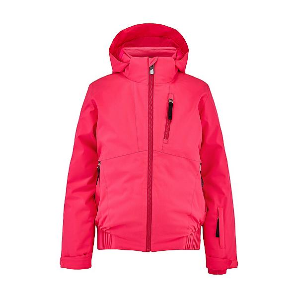 Spyder Lola Girls Ski Jacket, Bryte Bubblegum, 600