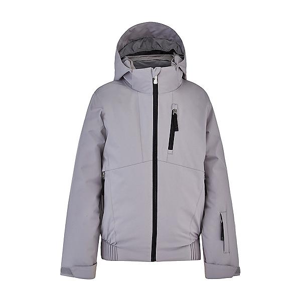 Spyder Lola Girls Ski Jacket, Silver, 600