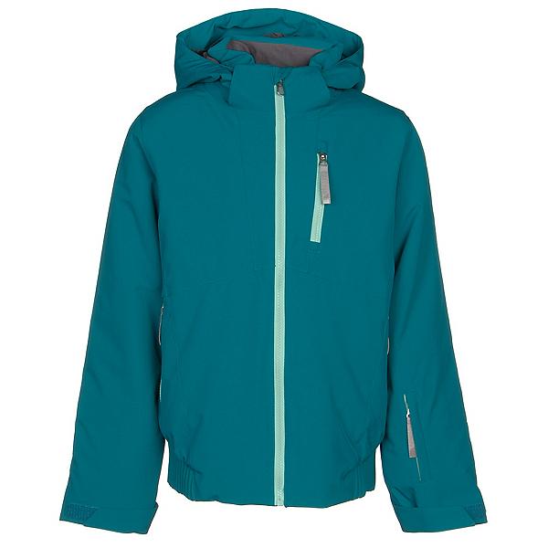 Spyder Lola Girls Ski Jacket 2020, Swell, 600