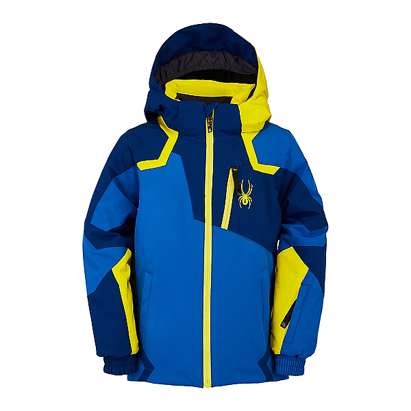 Spyder Mini Leader Toddler Ski Jacket, Old Glory-Abyss, 600
