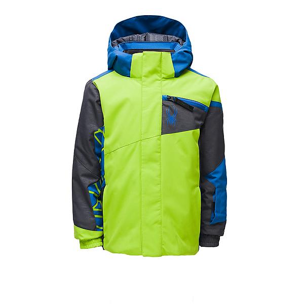 Spyder Mini Challenger Toddler Ski Jacket, Mojito, 600