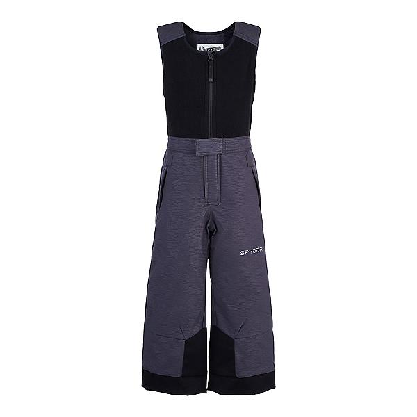Spyder Mini Expedition Toddler Boys Ski Pants, Linear Emboss Ebony, 600