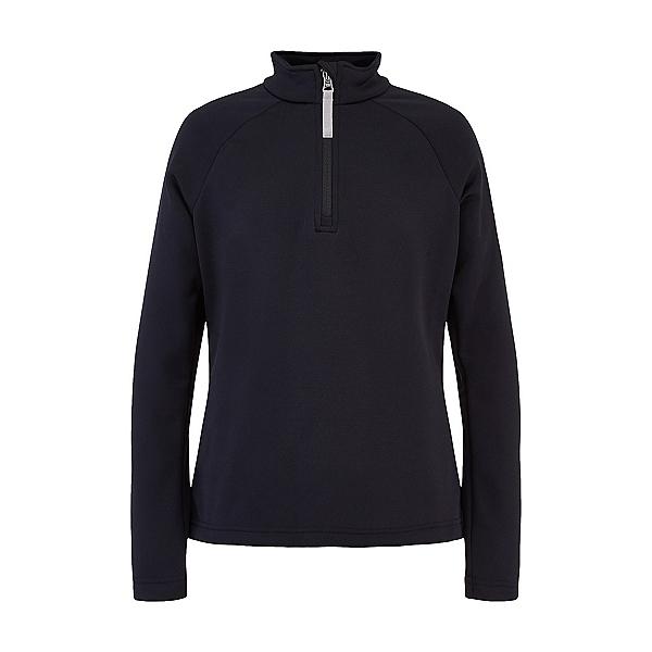 Spyder Encore Full Zip Girls Sweater 2022, Black, 600