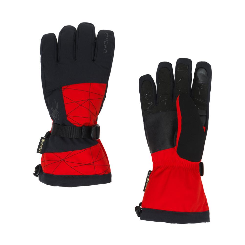 Spyder Overweb GTX Gloves im test